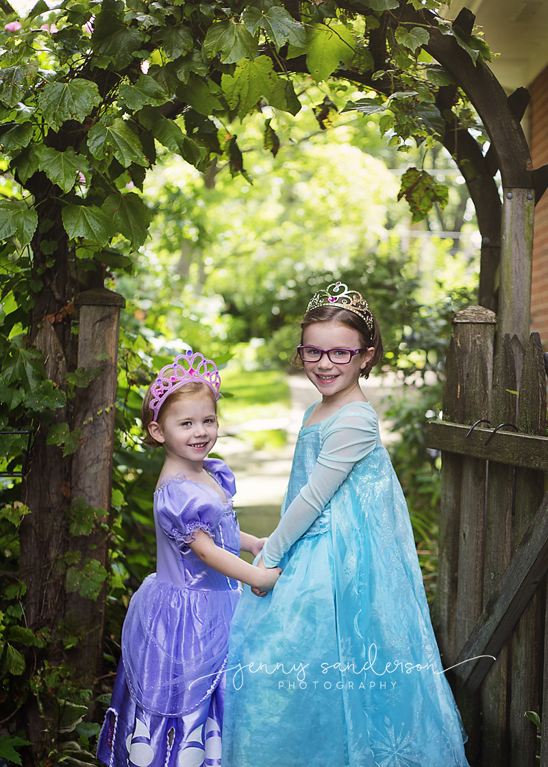 Little Princess Photo Shoot, Best child and family photographer in chicagoland, best photographer in Park Ridge, IL