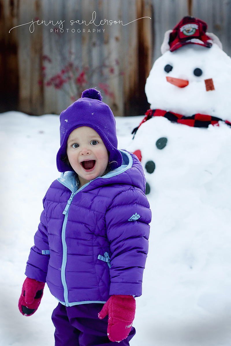 2015 Chloe, snow play, best child photographer, Best copy