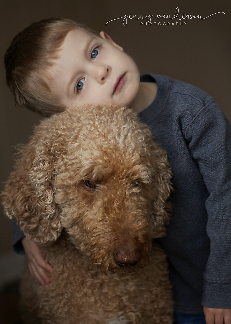 2016 Owen and Rudy, dog photography, Park Ridge, IL copy