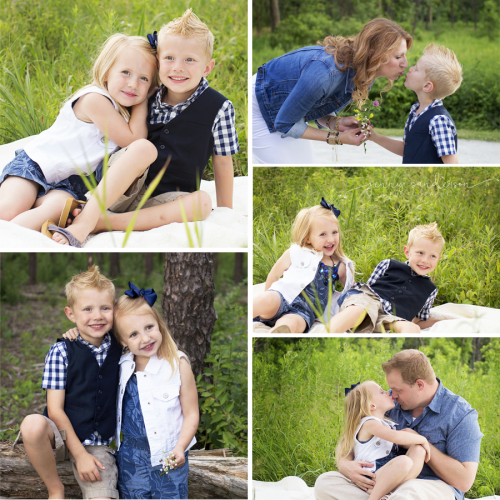What to Wear for a Family Photo Shoot, best family photographer in Chicao and Park Ridge, IL